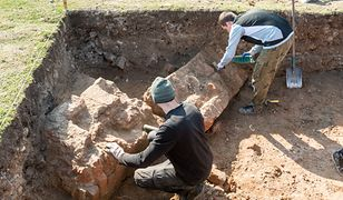 Unisław – odkryto ruiny krzyżackiej warowni?