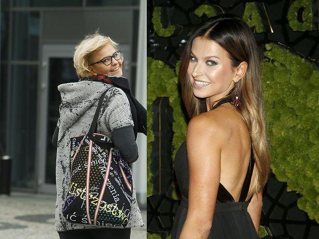 """Anna Lewandowska i Otylia Jędrzejczak: """"pojedynek"""" na ciążowe brzuszki! FOTO"""