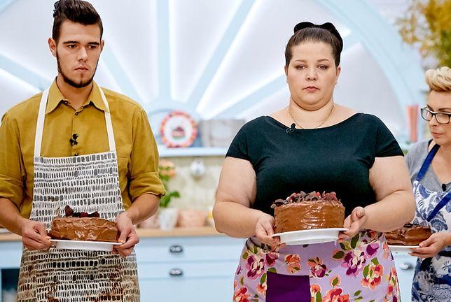 """W """"Bake Off - Ale Ciacho"""" emocje wzięły górę. Czy uczestniczce uda się ukryć błąd?"""