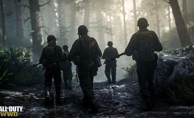 """""""Call of Duty: WWII"""" - powrót do korzeni serii. Zobacz pierwszy trailer!"""