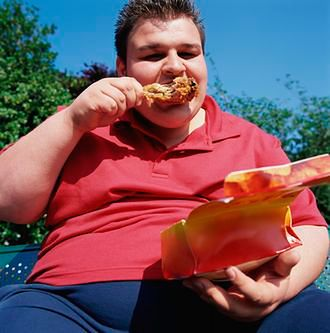Epidemia otyłości wśród polskich dzieci