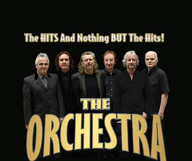THE ORCHESTRA na Festiwalu Legend Rocka. Musicie tam być!