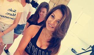Anna Lewandowska pokazała brzuch. Wygląda jeszcze lepiej niż przed ciążą!