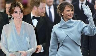 Wszyscy mówią, że tak dobrze wygląda. Kradnie pomysły księżnej Kate?