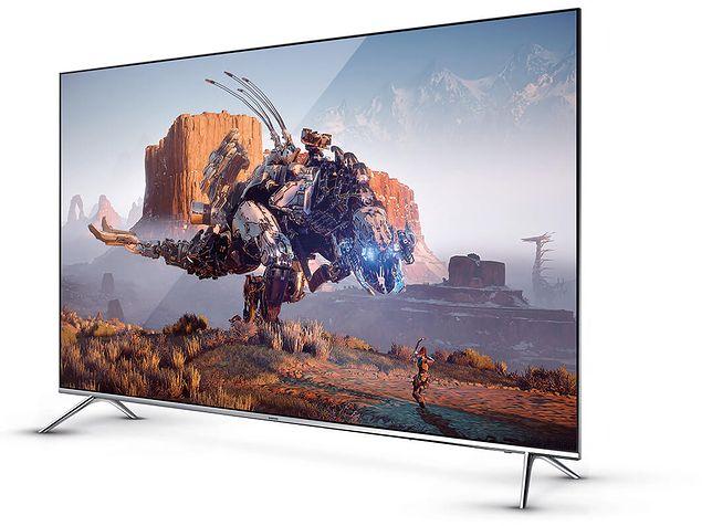 Wojna pikseli: Telewizory 4K dla graczy