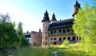 Zamek w Łapalicach - atrakcja, której... nie ma