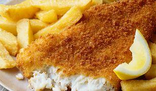 Fish & Chips to jeden z kulinarnych klasyków na Wyspach Brytyjskich.