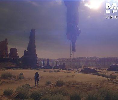Filmowy zwiastun Mass Effect: Andromeda