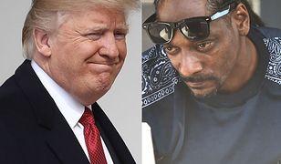 Donald Trump walczy ze Snoop Doggiem na Twitterze. Szykuje się kolejny konflikt?