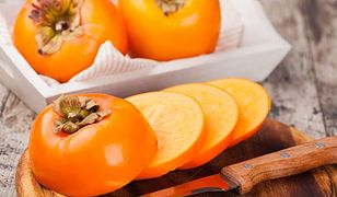 Persymona, owoc pełen zdrowia