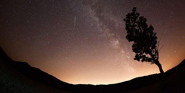 """Ze środy na czwartek noc """"spadających gwiazd"""""""