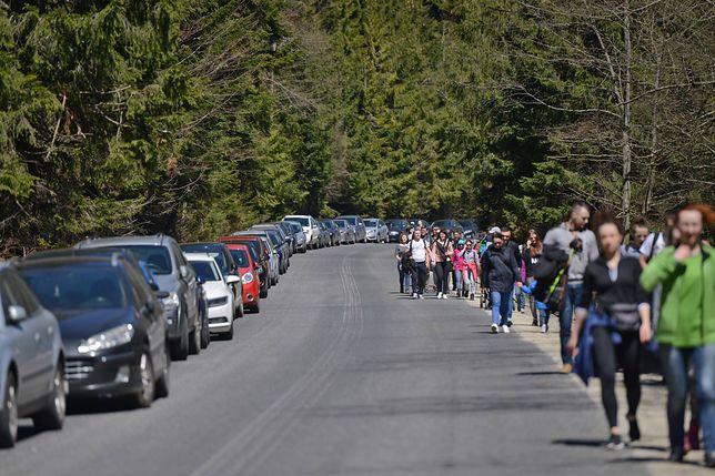 Armageddon w Zakopanem - ponad 5 godzin w kolejce na Kasprowy Wierch