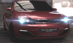 Polonez 2015, czyli jak dzisiaj wyglądałby następca kultowego auta