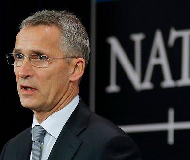 Jens Stoltenberg, sekretarz generalny NATO od 2014 roku
