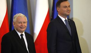 Jarosław Kaczyński będzie rozmawiał z prezydentem Andrzejem Dudą