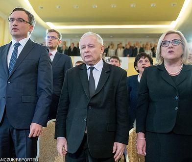 Zbigniew Ziobro, Jarosław Kaczyński, Beata Kempa