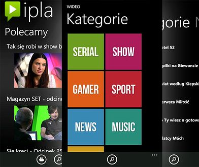 ipla dla Windows Phone 7