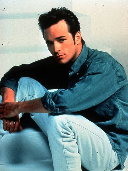 ''Nie ma mowy, to Dylan McKay''