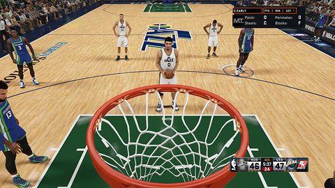 Hej, hej, w NBA 2K15 można grać w ten weekend za darmo