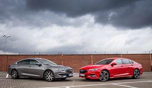 Nowy Opel Insignia Grand Sport (2017) – zdjęcia z testu, wnętrze
