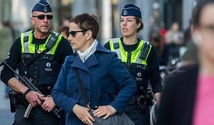 Żołnierze na ulicach Belgii. Koszty utrzymania przekroczyły 100 mln euro