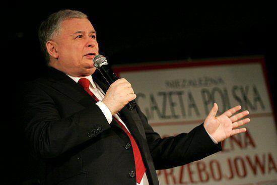 Jarosław Kaczyński założył sobie konto w banku