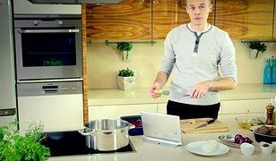 """Nowy program: """"Yoga w kuchni Sebastiana Olmy"""""""