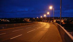 Oświetlenie drogi