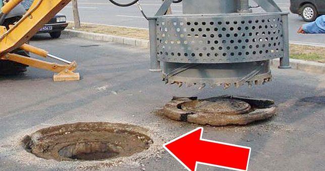 Wymiana studzienki kanalizacyjnej po niemiecku