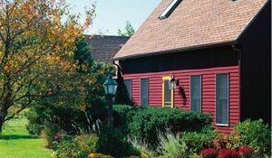 Drewniana elewacja domu: naturalna czy kolorowa?