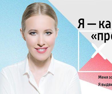 """Ksenia Sobczak deklaruje, że jest """"kandydatem przeciwko wszystkim"""""""