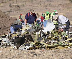 Katastrofa boeinga 737 Max. Są wyniki analizy czarnych skrzynek