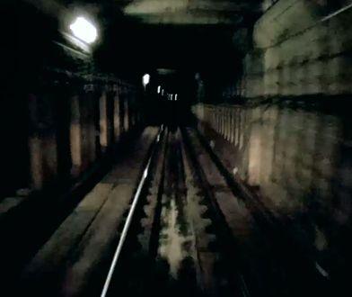 Metro oczami maszynisty!