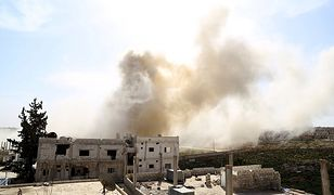 Sukcesy sił rządowych w walce z IS