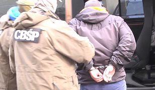 Centralne Biuro Śledcze Policji zatrzymało 10 osób podejrzanych m.in. o sutenerstwo