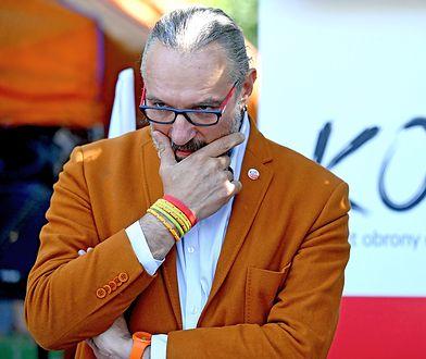 Mateusz Kijowski zrezygnował z kandydowania na szefa KOD