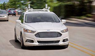 Ford zacznie testować autonomiczne samochody w Europie