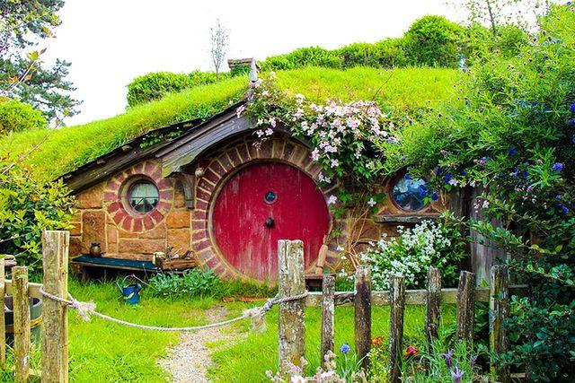 Hobbitowska naturalność