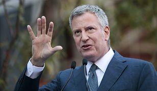 Burmistrz Nowego Jorku: motywy sprawcy wybuchu wciąż nieznane