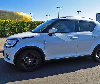 Hybrydowe modele Suzuki