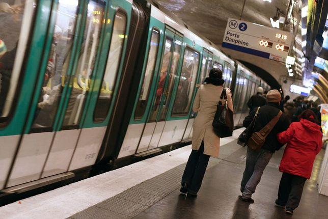 Paryż - komunikacja miejska
