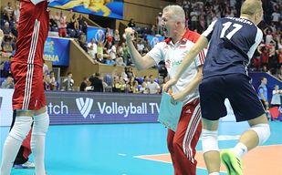 Trener Polaków zdradził, kiedy Serbia odpuściła grę