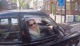 Kierowca poniesie konsekwencje swojego zachowania.