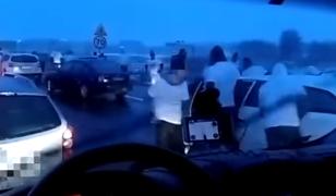 Pseudokibice na autostradzie - co im grozi i dlaczego są bezkarni