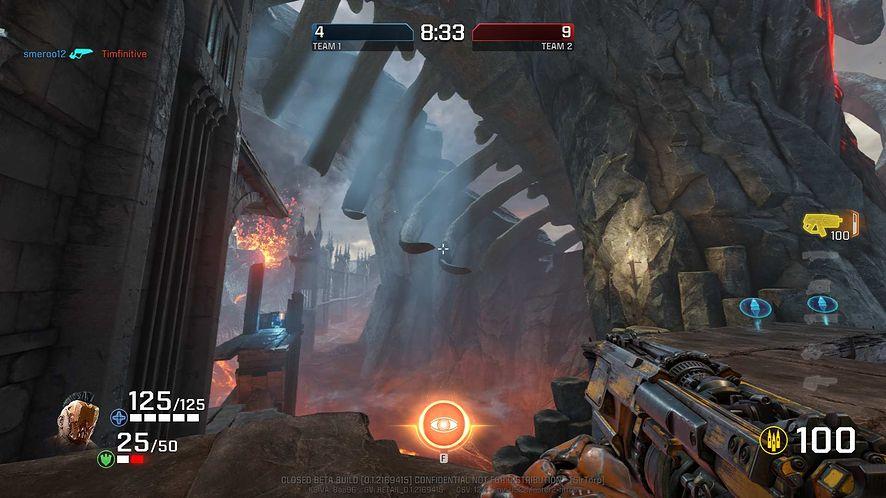 Gramy w zamkniętą betę Quake Champions [wideo]