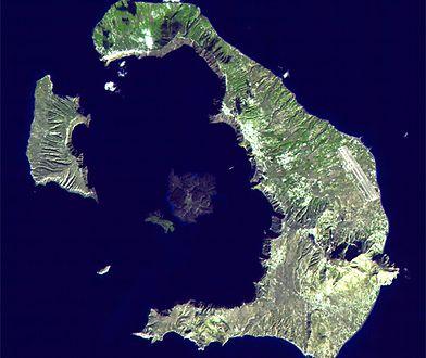Wybuch wulkanu rozerwał wyspę Thera i doprowadził do upadku cywilizacji minojskiej
