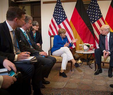 Zgrzyt na szczycie G7. Trump i Merkel odwołują konferencje prasowe
