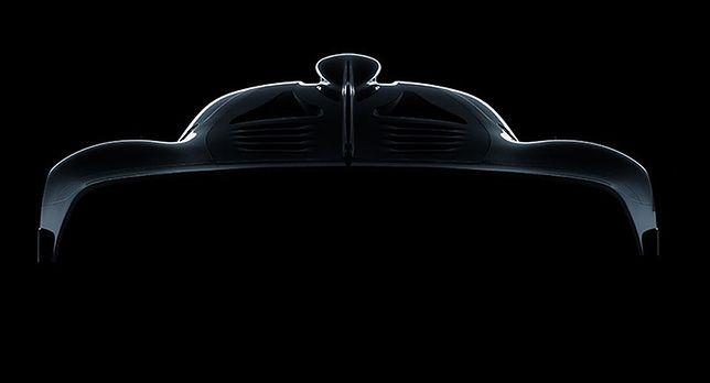 Mercedes-AMG Project One: supersamochód z silnikiem z bolidu Formuły 1