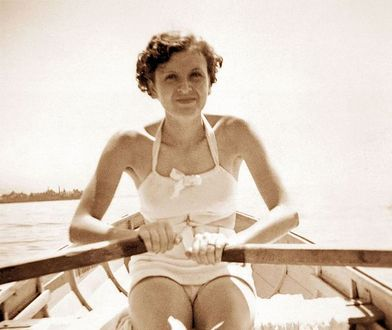 Ewa Braun - przez jeden dzień była panią Hitler