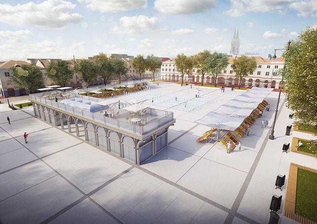 Łódź - jedno z najbardziej zaniedbanych miejsc w mieście odzyska dawny blask